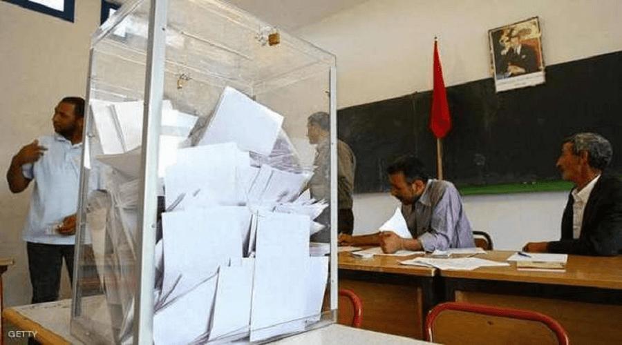 إغلاق مكاتب التصويت وانطلاق عملية فرز الأصوات