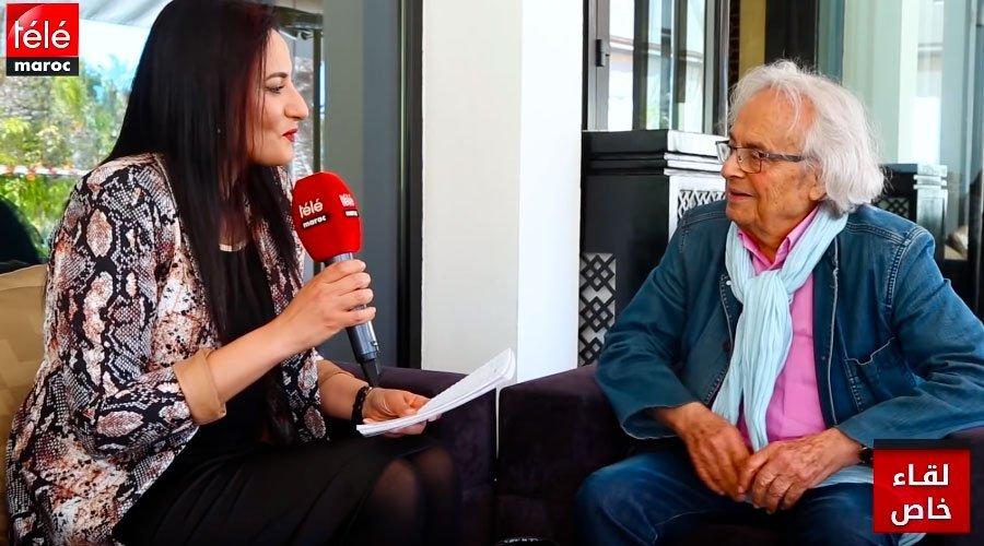 الشاعر أدونيس يكشف عن المعاني العميقة للوضع العربي ويوجه رسالة خاصة لكاتب مغربي