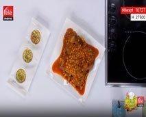 شاف لغسيط: سبانخ الكريمة والكرعين بالحمص