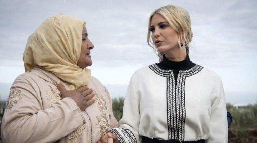 هذا ما قالته إيفانكا ترامب عن المساواة بين الجنسين في المغرب