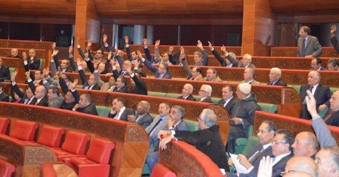 مجلس المستشارين يصادق بالإجماع على مشروع قانون الدفع بعدم دستورية قانون