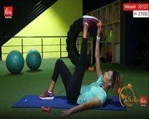 حركات لشد عضلات البطن - كلثوم أضمير