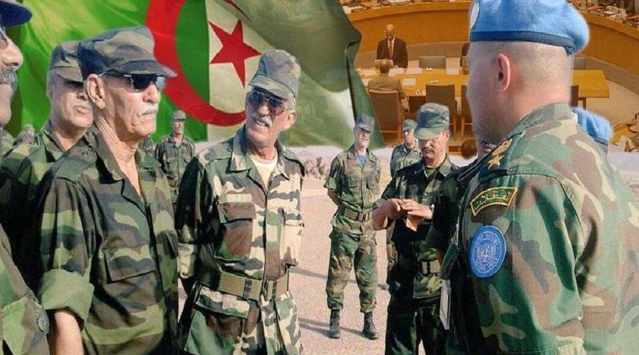 """الجزائر تلغي الاعتراف بوثائق """"البوليساريو"""""""