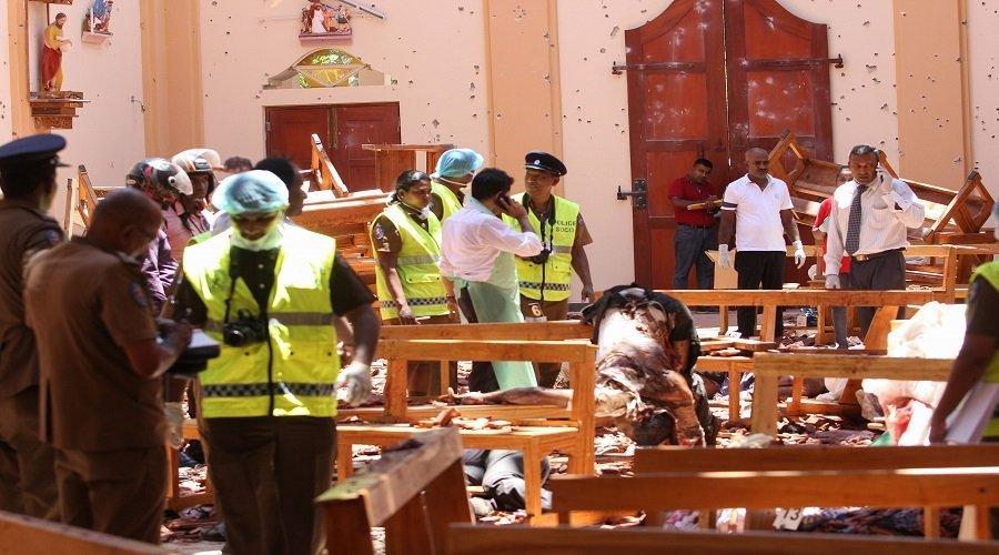 """ارتفاع حصيلة """"تفجيرات سريلانكا"""" والطب الشرعي يكشف طريقة التنفيذ"""