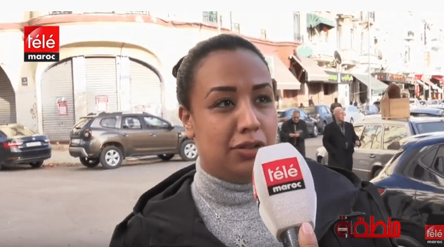 هذا رأي الشارع المغربي في موضوع التشهير بين طليقة مسلم وأمال صقر