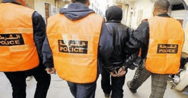 الأمن المغربي يوقف سوريين متّهمين تمويل أنشطة إجرامية بالخارج
