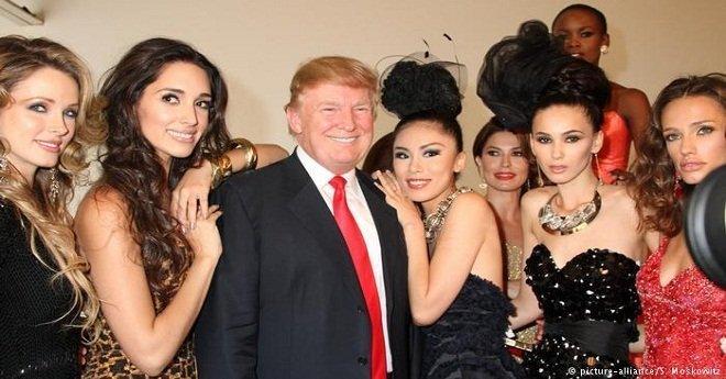 """عارضة إباحية بـ""""بلاي بوي"""" ترفع دعوى قضائية ضد ترامب"""