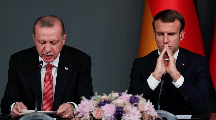 فرنسا تستدعي سفيرها بتركيا احتجاجا على تصريحات أردوغان بشأن السلامة العقلية لرئيسها