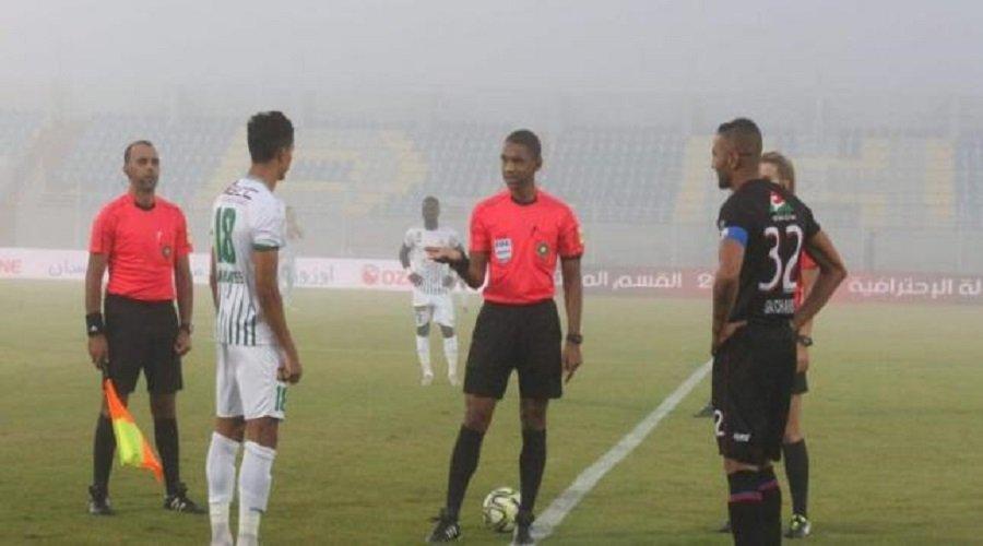 استكمال ما تبقى من مباراة الدفاع الحسني الجديدي والمغرب التطواني