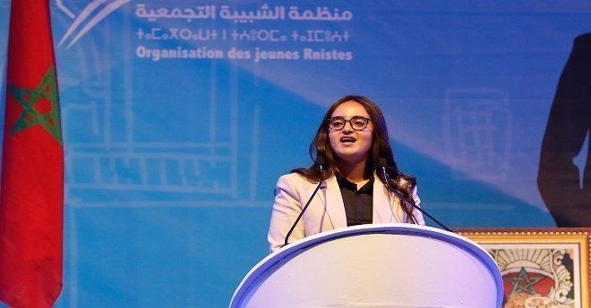 """قيادية شبابية من التجمع الوطني للأحرار تتهم """"البيجيدي"""" بالارهاب السياسي"""