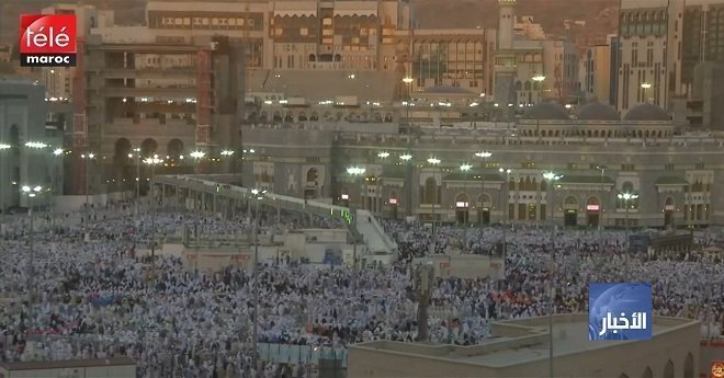 السعودية .. الدولة تؤكد أن تقلبات الجو في مكة المكرمة لم تؤثر على سلامة حجاج بيت الله الحرام