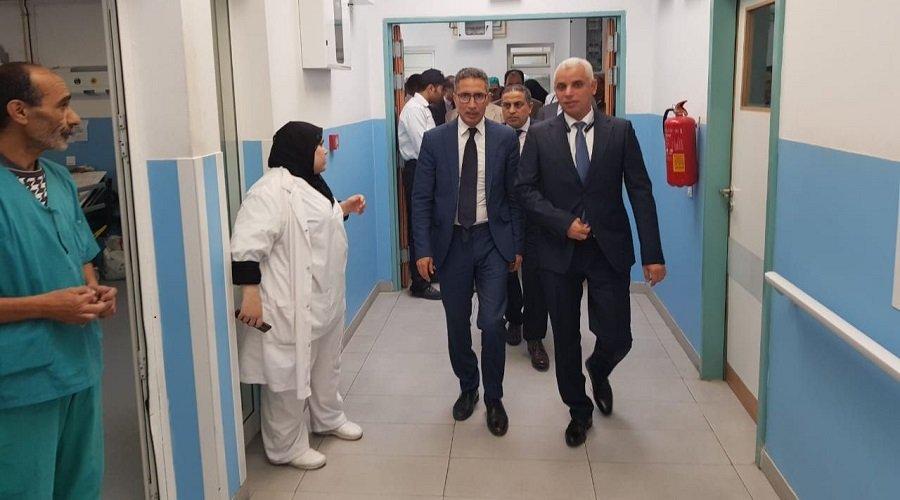 تهم التلاعب في صفقات تلاحق موظفين بوزارة الصحة