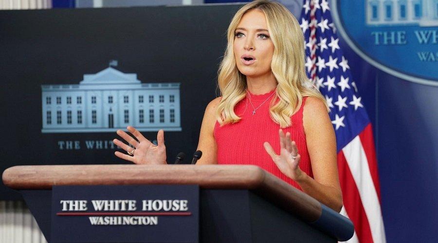 المتحدثة باسم البيت الأبيض تعلن إصابتها بفيروس كورونا