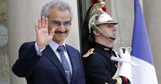 عاجل.. مصادر من أسرة الأمير الوليد بن طلال تقول إنه أطلق سراحه