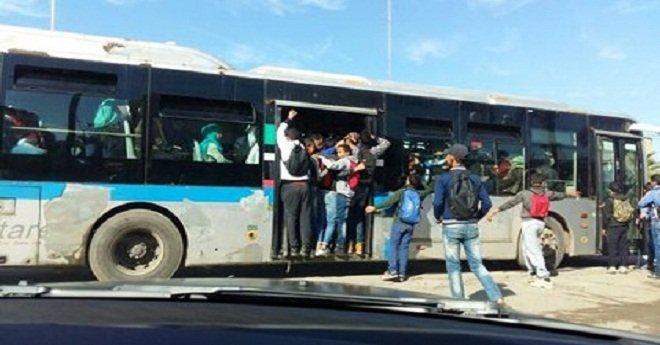 """إضراب مستخدمي """"ستاريو"""" يعمق أزمة سكان الرباط وسلا مع النقل الحضري"""