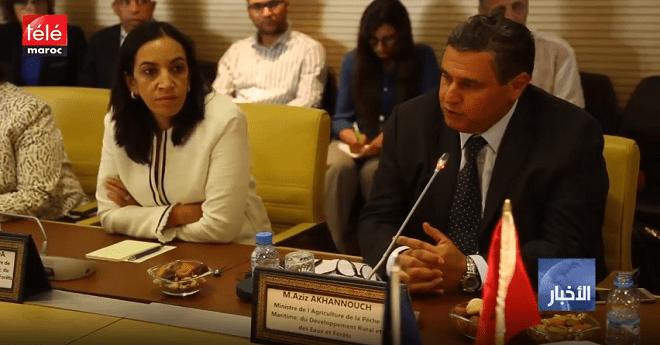 رئيس مجموعة الصداقة الاتحاد الأوروبي – المغرب يشيد بالتوقيع على الإتفاق
