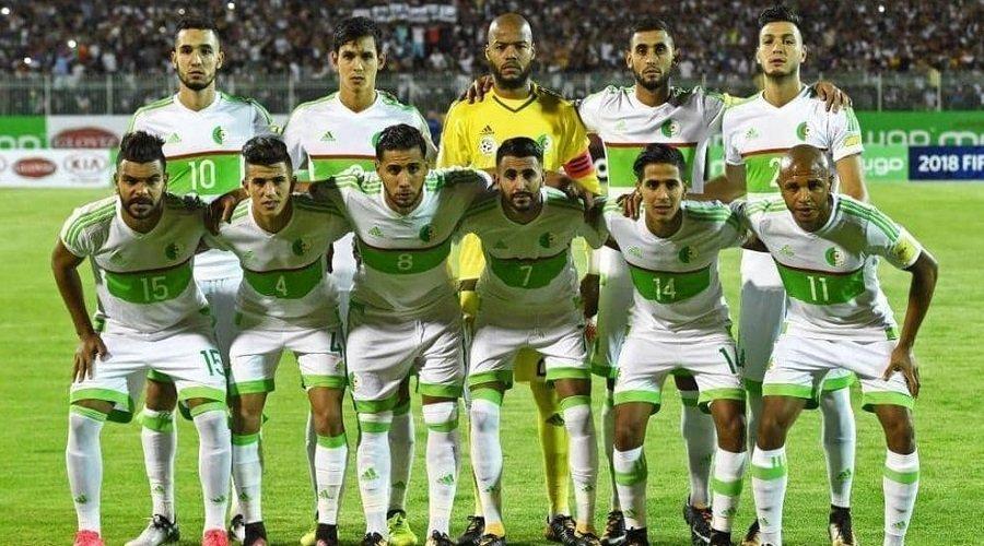 """فضيحة أخلاقية داخل المنتخب الجزائري قبل """"الكان"""""""