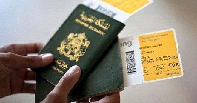 """هذه هي البلدان الجديدة التي يستطيع المغاربة السفر إليها بدون """"فيزا"""""""