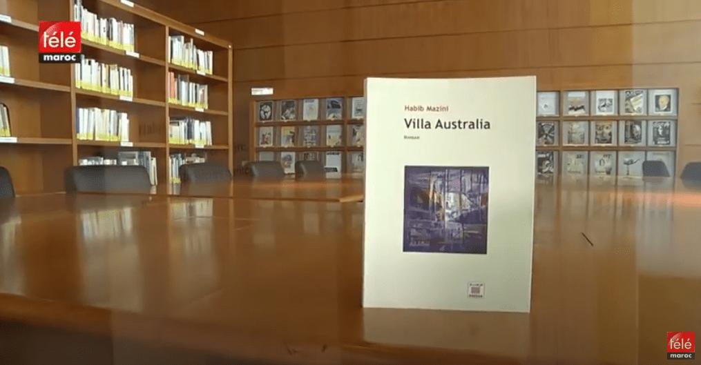 """كتاب اليوم : """"Villa Australia"""" للكاتب المغربي """"الحبيب مزيني"""""""