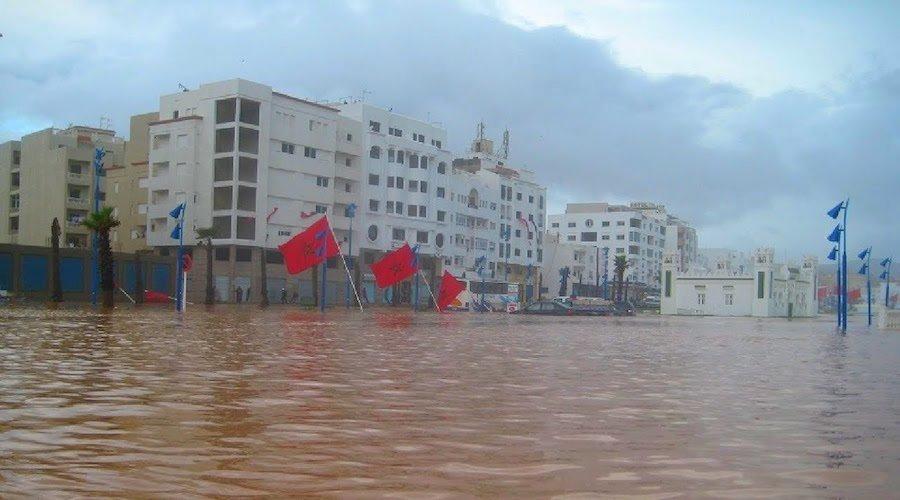 مطالب بدعم الفئات الهشة بعد فيضانات تطوان