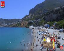 بحور بلادي: لا يفوتكم اكتشاف سحر وروعة شاطئ بليونش مع نسرين ياحي