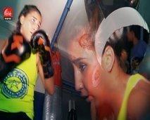 """مقاتلون: بطلة الملاكمة النسوية """"ياسمين متقي"""""""
