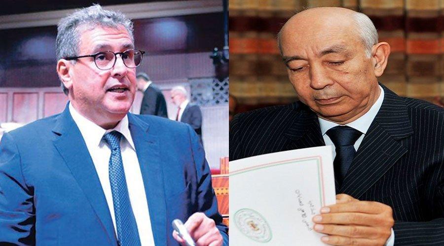 أخنوش يرد على جطو.. طاحت الصمعة علقتو الحجام
