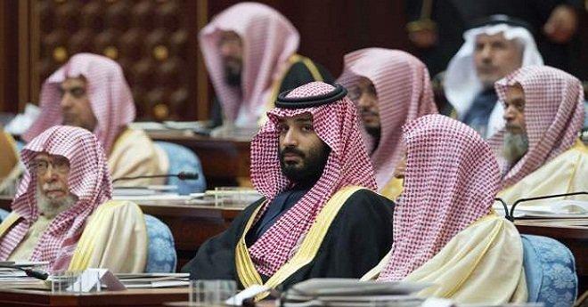 عاجل.. القبض على 11 أميرا سعوديا تجمهروا في القصر الملكي