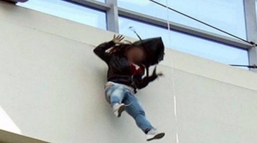 سقوط طالبة من الطابق 5 لأحد الفنادق وسط الرباط