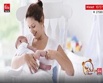 ماماتي: طريقة الرضاعة الصحيحة