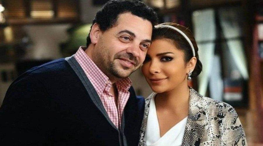 أصالة تطلب الطلاق من العريان بسبب علاقته بممثلة شابة