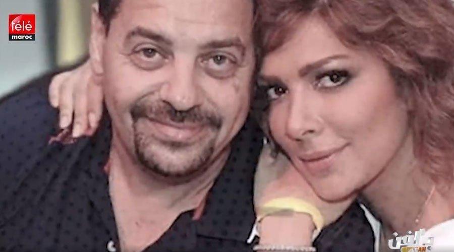 طلاق أصالة من المخرج طارق العريان ومواساة من ابنتها