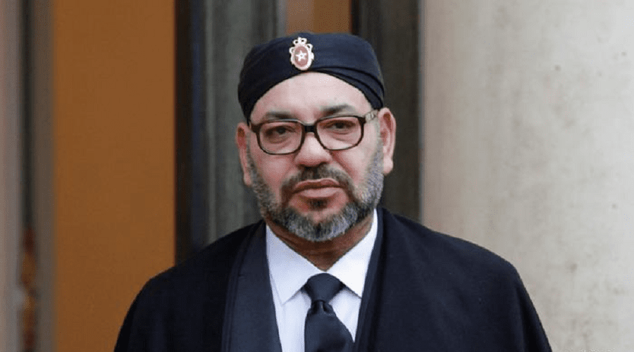 """الملك محمد السادس """"المغرب تغيير فعلا ولكن ليس كما يريد البعض"""""""