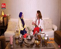 موضة بالمغربي: آخر صيحات الجلابة المغربية وقصات عصرية بمناسبة العيد مع المصممة حسناء السلاوي