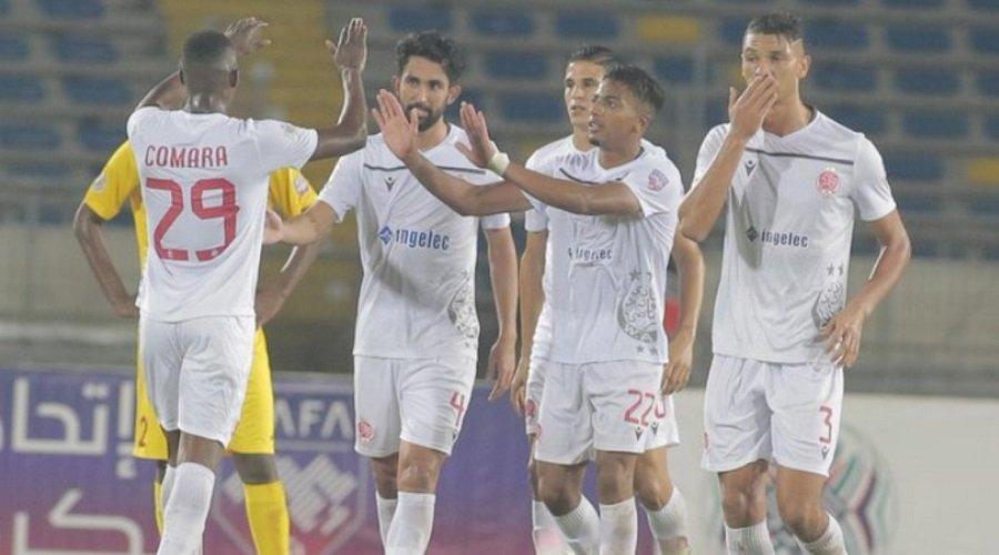الوداد يطيح بالمريخ السوداني ويبلغ ثمن نهائي كأس محمد السادس للأبطال