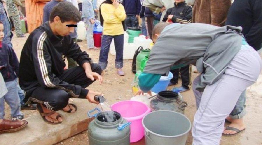 """""""العطش"""" يحاصر 300 ألف نسمة في قرى آسفي"""