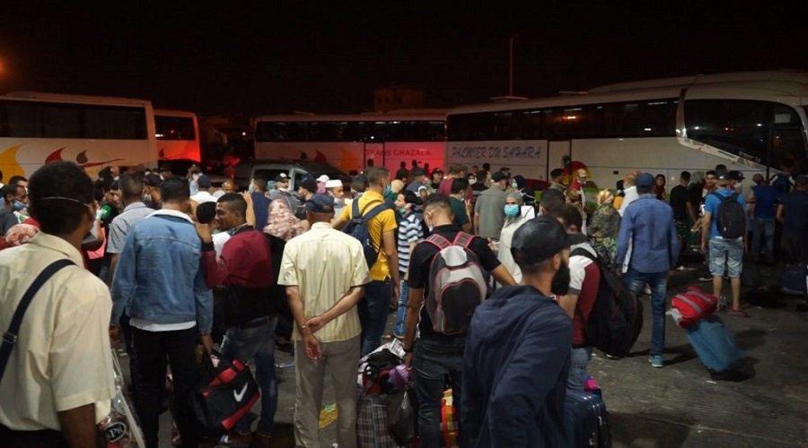 ولاية أمن البيضاء تنفي المزاعم بوجود عصابات تستهدف الركاب بمحطة ولاد زيان