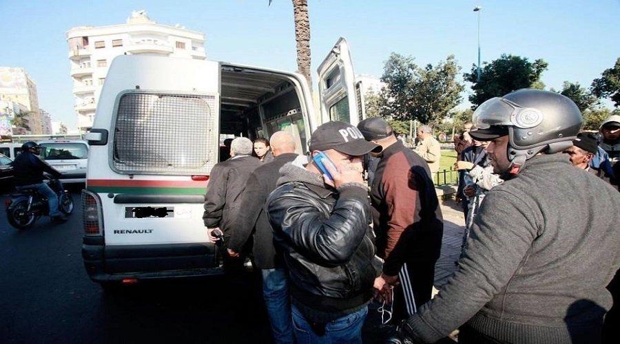 سقوط عصابة إجرامية روعت أحياء الرباط بالسرقة والاعتداءات