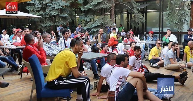 فيديو..شبح السوق السوداء ينتقل إلى روسيا و ثمن التذاكر وصل إلى 5000 درهم مغربي