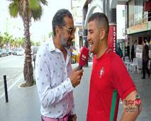 إلا وصل المنتخب المغربي للنهائي وجا مع النهار اللول ديال رمضان ، واش اللاعبين يصوموا ولا يفطروا ؟