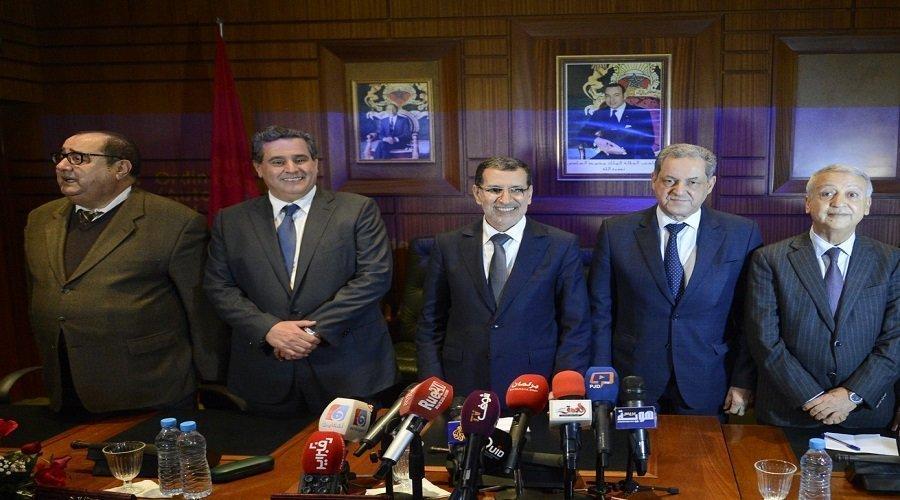 كواليس اجتماع مفاجئ لقادة أحزاب الأغلبية