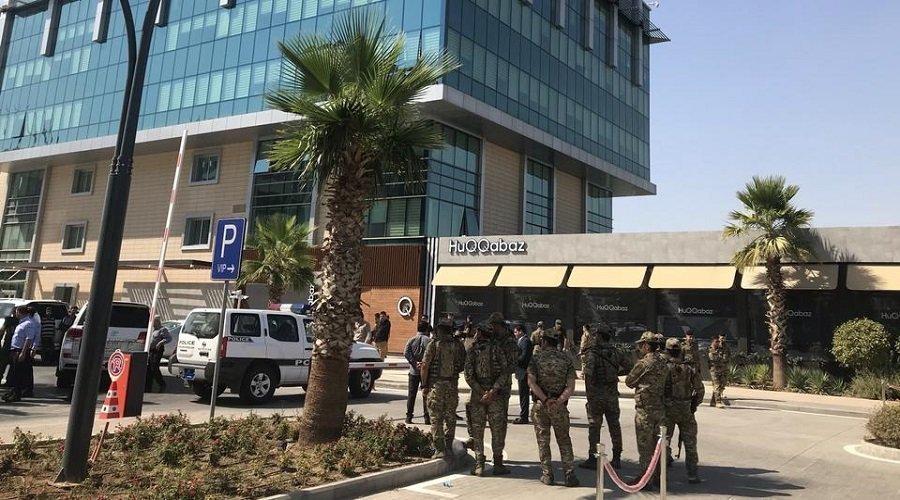 اغتيال نائب القنصل التركي واثنين من مساعديه بالعراق
