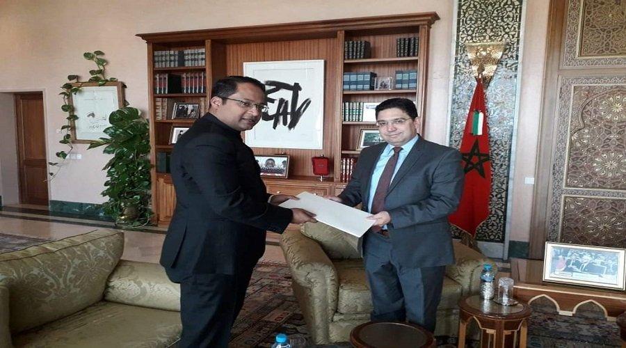 سفير الهند بالمغرب يشيد بطريقة إدارة المملكة لأزمة كورونا