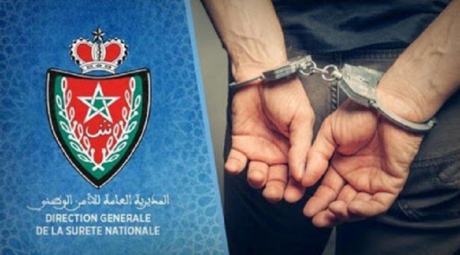 توقيف مفتش شرطة للاشتباه في تورطه في قضية تتعلق بالارتشاء