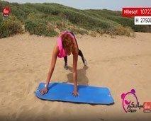 رياضة اليوم : حركات خاصة بالجزء العلوي للجسم