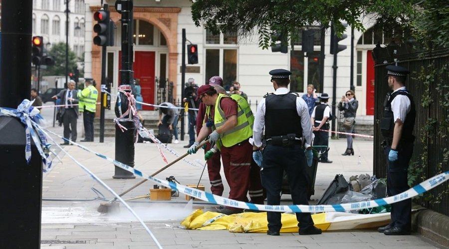 إصابة 4 أشخاص في عملية طعن ببريطانيا