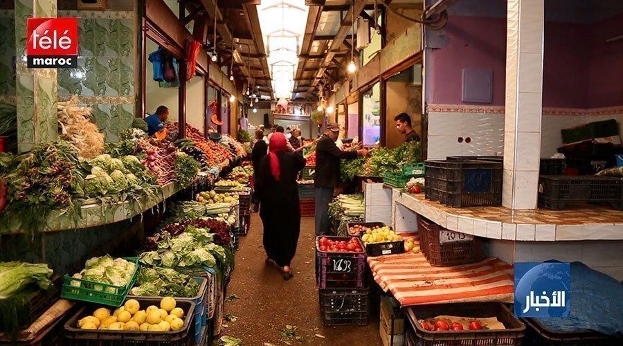 التساقطات المطرية تخفض أسعار الخضر في أكبر سوق للجملة بالمملكة