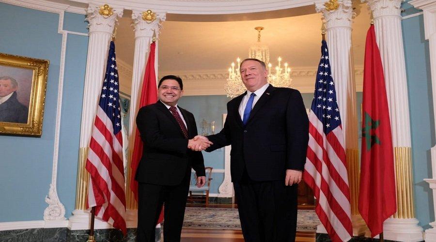 وزير الخارجية الأمريكي يصف المغرب بالشريك المستقر والدولة المصدرة للأمن