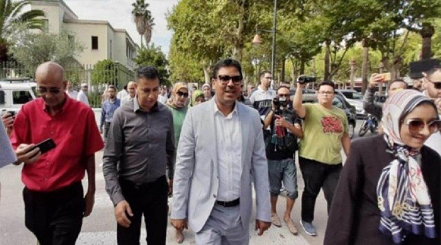 انطلاق محاكمة حامي الدين في قضية آيت الجيد