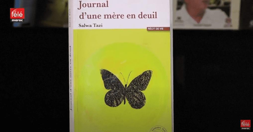 """كتاب اليوم : """"Journal d'une mére en deuil"""" للكاتبة المغربية """"سلوى التازي """""""